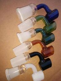 vaso grossisti Sconti Spedizione gratuita grossisti ----- ---- nuova ciotola di vetro colorato spesso, consegna casuale di colore ---- Vaso Bongs, olio Rigs, filtro acqua narghilè, soffiato