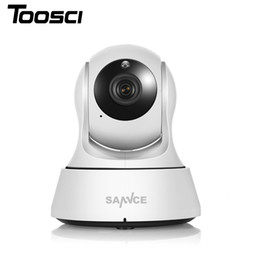 Wholesale Mini Zoom Cctv Camera - SANNCE Home Security Wireless Mini IP Camera Surveillance Camera Wifi 720P Night Vision CCTV Camera Baby Monitor
