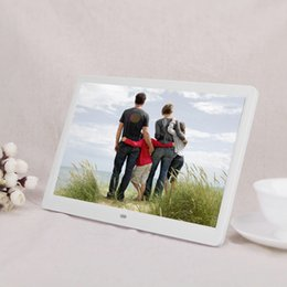 """Wholesale hot picture frames - Wholesale-Hot! 15"""" LED HD High Resolution Digital Picture Photo Frame + Remote Controller"""