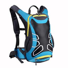 Wholesale Road Bicycle Bags - Wholesale- 15L Waterproof Nylon Bicycle Backpacks Ultralight Bag For Riding rucksacks Packsack Road bag