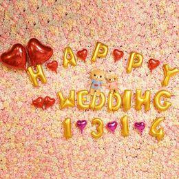 2019 teppichrollen großhandel Party Hochzeit Dekoration Haus Dekoration Mylar Folienballon Luftballon Zubehör Weihnachten Geburtstag Dekoration Kostenloser Versand