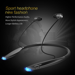 Wholesale New Slim Cell Phones - New ZEALOT H7 Bluetooth Headphones with Magnet Attraction, Slim Wireless Earphone Neckband Sport Earbuds with Mic For iPhone XIAOMI