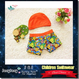 Wholesale Boys Swimwear Swimming - Boys Swimwear Multiple Styles Boys Children Kids Fashion Cartoon Swimsuit Beach Short Pants Swimming Trunks DHL Free Shipping