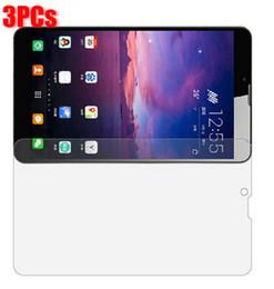 """Tableta texet online-Al por mayor-3pcs / lot protector de pantalla LCD para 7 """"Oysters T72 T7V 3G teXet TM-7076 tableta original claro protector de pantalla completa película gratis"""