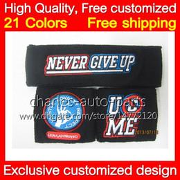 Wholesale Hot Johns - VIP HOT HOT !! 100%NEW Black wristband Free shipping John cena black sweatbands wristbands sweatband and free shipping Black wristband