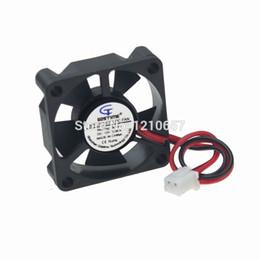35-мм вентилятор Скидка Wholesale- 5PCS lot Gdstime Cooler 35mm 35 x 35 x 10mm 3510s DC 2Pin 12V PC Computer Cooling Fan