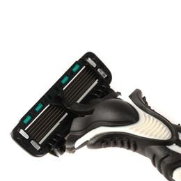 3 Unids / lote Pace 6 Cuchillas DORCO Shaver Razor Blade Men Razor para Hombres Afeitar Personal de Acero Inoxidable de Seguridad Depilación desde fabricantes