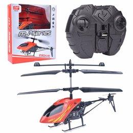 mini velivoli radiocomando Sconti Commercio all'ingrosso - 1 PC RC 901 2CH Mini elicottero Radio Remote Control Aircraft Micro 2 canali