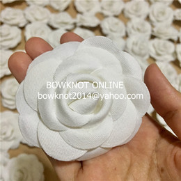 Wholesale Vip Flowers - Luxury brand VIP gift packing CC items bolsas cc brooch package cc flowers brooch Gift for women handbags Camellia flowers relogio pin