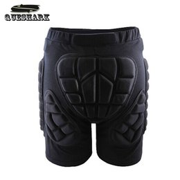 Wholesale Children S Winter Pants - Wholesale- Children Men Women Winter Sports Ski Protective Hip Pads for Ski Snow Skate Snowboard Protection Drop Resistance Roller Paded