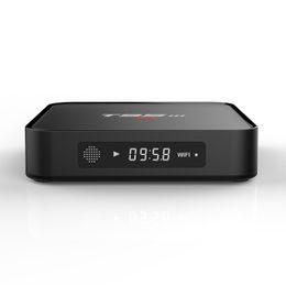 T95M TV Boxe KD16.1Amlogic S905X 1 GB 8 GB 4 K Wi Fi Tronsmart suportado Ott TV Box de Fornecedores de tv tronsmart