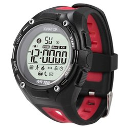 Wholesale Male Night - waterproof smart watches outdoor sport smart watch for both IOS and Android system dust-proof night visible