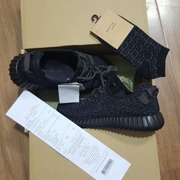 Wholesale Oxford Shoes For Men - Wholesale 2017 Boost 350 boosts Moon Rock for Men Women Sneakers Kanye West 350 Pirate Black Turtle dove grey Oxford Tan outdoor shoes 36-46