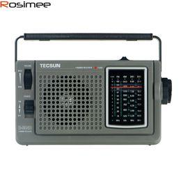 radio sensible Promotion Gros-Véritable Marque Tecsun / Desheng R-304D R304D hautement sensible radio / ondes courtes radio récepteur numérique récepteur radio portable