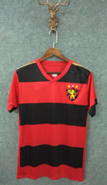 Wholesale _ Sport Recife soccer jersey home Top AAA quality soccer uniforms football jersey clothing mix order drop ship epacket