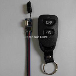 Wholesale 9v Remote Switch - Wholesale- Access Control System Remote Control Switch Connect to Open Button DC 3.7V 4.5V 5V 6V 7.4V 9V 12V Mini Micro Wireless Controller