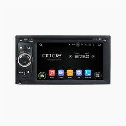 Wholesale Toyota Hilux Stereo - Android 5.1 Car DVD GPS Player For Toyota RAV4 Corolla Vios Hilux Terios Terios Land Cruiser Avanza Fortuner Prado