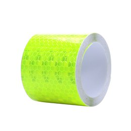 Wholesale Body Adhesive Tape - 2016 High quality 5cmx300cm Reflective Tape Adhesive 3m Stickers Decal Decoration Film Safety Baby Motorcycle Stickers on Car-Styling