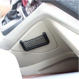 Wholesale Bmw E36 Carbon - 1pcs Car styling Bag Stickers For Audi A4 B5 B6 B8 A6 C5 A3 A5 Q5 Q7 BMW E46 E39 E90 E36
