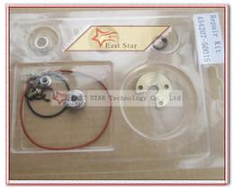 Турборемонтный комплект онлайн-Комплект для ремонта Turbo восстановить GT2538C 454207-5001S 454207 турбокомпрессор для Мерседес Бенц Спринтер 212D 312D 412D 2.9 л ОМ602