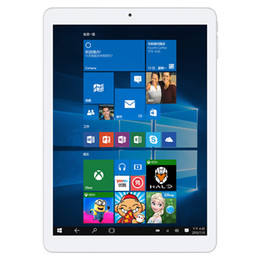 Wholesale Chinese Tablet Windows - Wholesale- Teclast X98 Plus II Tablet PC 9.7 inch Windows 10 + Android 5.1 Intel Cherry Trail Z8300 Quad Core 1.44GHz 4GB RAM 64GB ROM