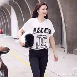 Wholesale Hot T Shirts For Women - Hot Selling Dresses for Women Clothes Fashion 2017 Short Sleeve Autumn Casual Loose Dress Round Neck Women T-Shirt Plus Size Dress S -XL