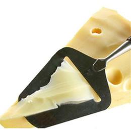Gros-Fromage Beurre Cutter En Acier Inoxydable Râpe Trancheuse Cuisine Pizza Cuisson Pelle Gâteau Spatulas Planer Pâtisserie Outil YL878437 ? partir de fabricateur