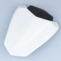 Wholesale Yamaha Yzf R1 Seat Cowl - Motorcycle White Rear Seat Cover Cowl Fairing For Yamaha YZF R1 2009 2010 2011 2012 2013 Free shipping