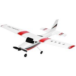 Wholesale Cessna Rc Planes - Wltoys F949 Cessna-182 model pane 2.4G Radio Control RC Airplane Fixed Wing Plane FSWB