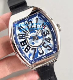 Wholesale Geneva Crystal Watches - Top Quality Mens Automatic Watch Men Date Eta 2824 Swiss Vanguard V45 Watches Dive Folding Buckle Geneva Leather Band Crystal Wristwatches