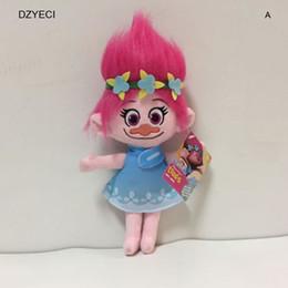 2019 estoque de video games Trol bonecas de pelúcia brinquedos para papoula ramo dj suki riacho brinquedos de pelúcia mais novo filme sonho obras de pelúcia boneca de pelúcia