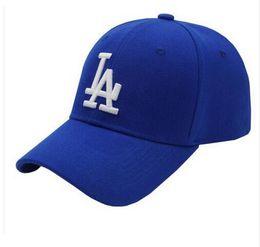 Wholesale La Dodgers Hats - 2017 New Baseball Caps LA Dodgers Embroidery Hip Hop Outdoor Sports bone Snapback Hats for Men Women Adjustable Gorras Casquette cheap