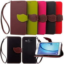 Tavoletta magnetica online-Custodia in pelle a forma di foglio per biglietti da visita con cinturino magnetico per porta tablet Samsung Galaxy J3 J5 J7