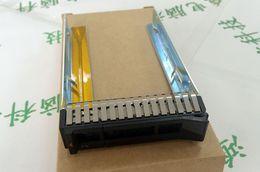 "Wholesale Sas Server - Wholesale- High Quality 00E7600 L38552 2.5"" SAS SATA HDD Drive Tray Caddy Sled for IBM Server X3850 X6 M6 Best Price Free Shipping"