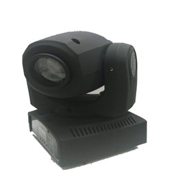 Wholesale Stage Light Moving Gobo - Free Shipping 30W LED Moving Head Spot stage light AC90 - 240V mini moving Gobo Pattern Light 9 11 channels DMX512