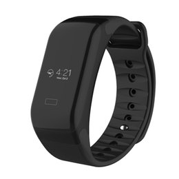 Wholesale Fitness Motion - H3 Smart watch Silicone Fully Compatible Smart Bracelets Bluetooth Motion Meter Fitness Tracker F1 Heart Rate Blood Pressure Bracelet
