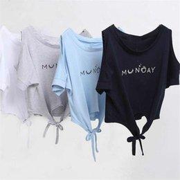 T-shirt élégant à manches courtes pour femmes T-shirt à manches courtes O-Shirt Blouse ? partir de fabricateur