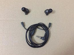 Wholesale Unique Bass - IE80 In Ear Headphone Good Bass Earphone Hifi Headset Wired Earplugs With Unique Sound Tuning & Superb Noise Isolation Retail Package