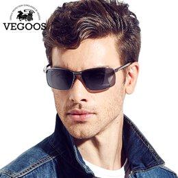 f6d4df0e341fb 2018 espelho real de óculos de sol Atacado-VEGOOS Óculos de sol polarizados  reais Homens