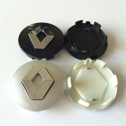 Wholesale Wholesale Plastic Wheel Cover - Popular 57mm Wheel Center Caps Wheel Covers for RENAULT Parts Plastic Wheel Covers Caps New Arrivals