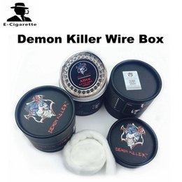 Wholesale Free Demon - Demon Killer Wire Box Fit Atomizer Free Shipping