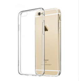 Wholesale Xperia Cell Phone Cases - Ultra Thin transparent Soft TPU Cell phone Cases for iphone7 7plus 6 6splus 5S Samsung S7 edge S8 plus NOTE5 J7 J5 J3 J120 Sony Xperia Z5 Z4
