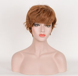 Wholesale Synthetic Wigs For Men - Fantastic Beasts and Where to Find Them short wig Fashion Cosplay wigs High quality synthetic hair wigs for men