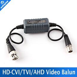 Wholesale Ground Loop - 1Pcs HD Coaxial Ground Loop Isolator Video Balun BNC Male to Female For Analog HD CCTV Camera AHD TVI CVI
