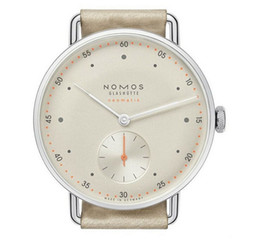 Wholesale Watches Hours Men - Super Gift AAA Brand NOMOS Quartz Watch lovers DW WristWatches Women Men Dress Watches Dress Atom Clock Hour Gift Fashion Casual Watches