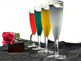 Wholesale Champagne Prop - Wholesale-Fuuny magic,Glass Color Chameleon Champagne Gift Silk Acrylic Cup Glass Color Change Stage Magic Props,Magic props,Free shipping