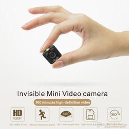 polizeikörper kameras Rabatt Hochwertiges 200 Megapixel HD Objektiv Lnvisible Mini Videokamera 100 Minuten Hochauflösendes Video 140 ° Weitwinkelobjektiv Infrarotabstand 10M