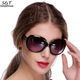 Wholesale Wholesale Glass Butterflies - Wholesale- FANALA Women Sunglasses Retro Vintage Style Shades Fashion Oversized Designer Lens Sunglasses Outdoor Driving Eyewear Glasses