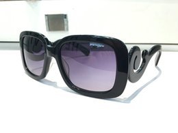 Wholesale Square Shaped - SPR270S Luxury Brand Sunglasses Square Shape Fashion Big Face Retro Vintage Summer Style Women PD Designer Full Frame Top Quality With Case
