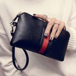 Wholesale korean black dresses - New Arrival Women Wallets Leather Zipper Coin Purse Card Holder Handbag Plaid Clutch bag Cell Phone Pocket Hot Sale